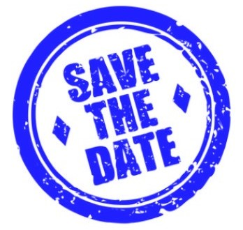 Save the date clipart 2