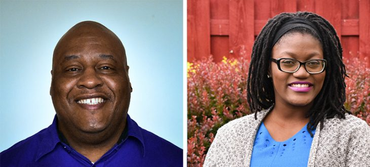 Goodwill Welcomes Two New Team Members